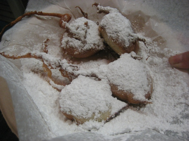Fried Oreos in Wildwood, NJ