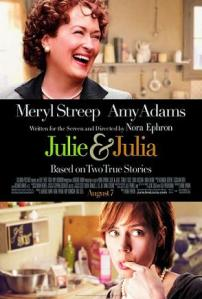 Julie and Julia Theatrical Poster
