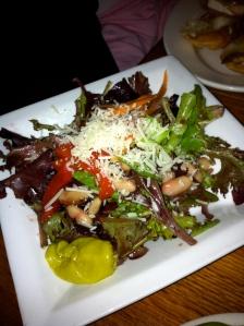 Hinge Dinner Salad
