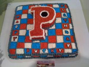 Pop's Birthday Cake