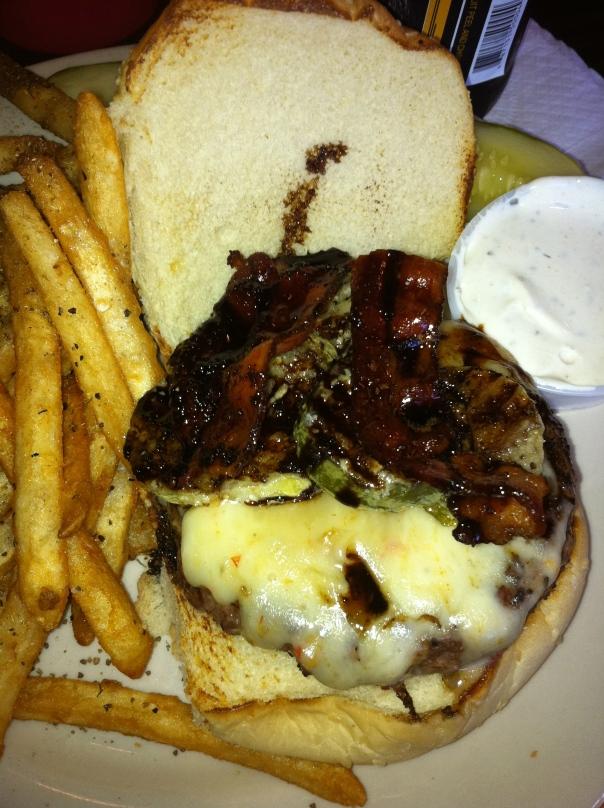 Jack Daniels Burger @ PYT