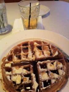 Whiskey and Waffles