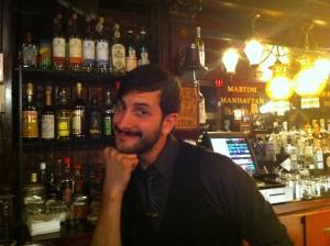 Danny the bartender