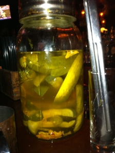 Atomic Pickles on the bar