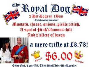 Royal Dog Flyer
