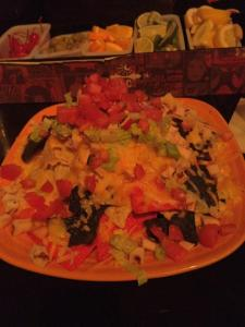 Nachos at Urban Saloon