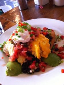 Huevos Rancheros @ Ida Mae's Bruncherie