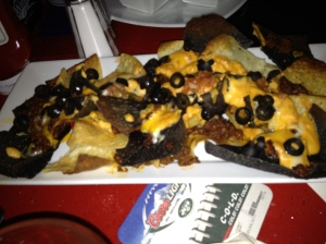 The Worst Nachos In The History Of The World