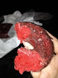 Red Velvet Donut