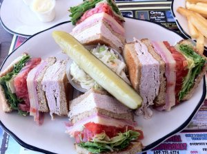 Club Deluxe from the Vegas Diner, Wildwood, NJ