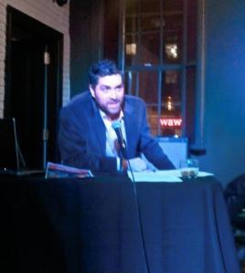 Patrick Dodd- Host of Comedy, Food, Sports