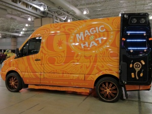 I Love You Magic Hat