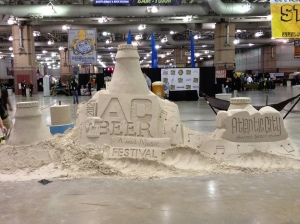 Welcome To The Atlantic City Beer Fest!