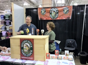 The Woodchuck Cider Peeps!