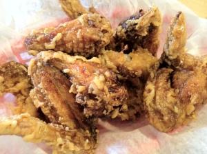 Honey Ginger Wings