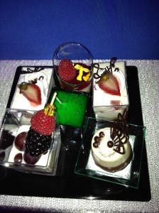 A Collection Of Desserts