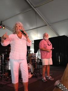 Paula Deen & her man Michael