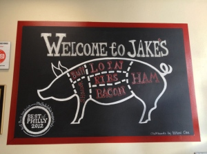 Welcome to Jake's!