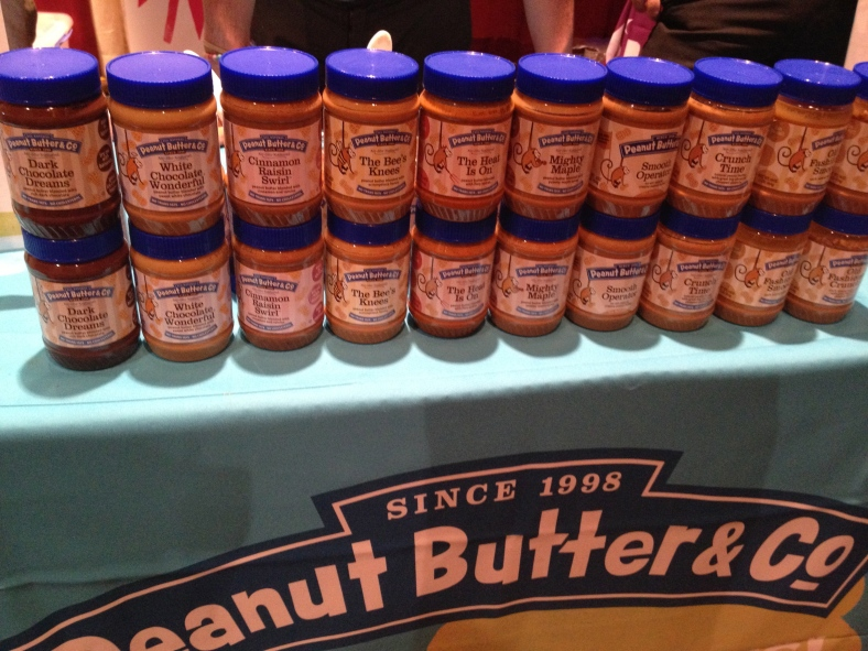 All Kinds of Peanut Butter from Peanut Butter & Co.