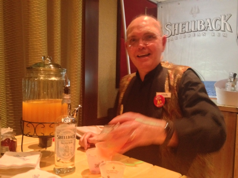 Shellback Rum Cocktails