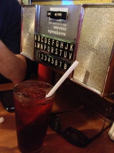 Cherry Soda and a Jukebox