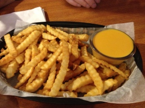 Cheese Fries The Way God Intended