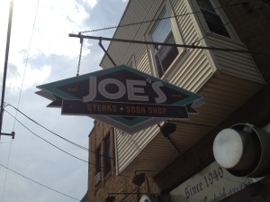 Joe's!