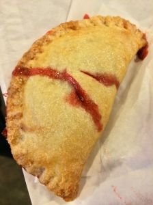 Strawberry Sweet Hand Pie from Valerie Confections