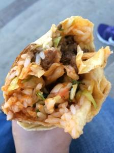 Short Rib Burrito