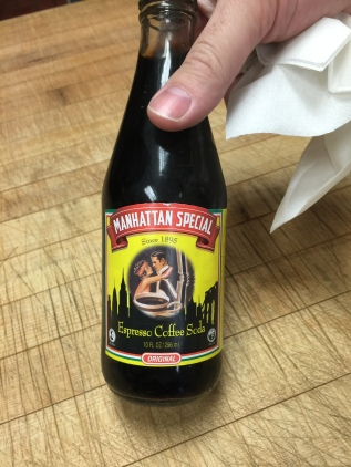 Espresso Soda? Yes please.